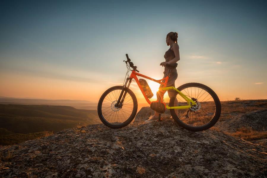 El-sykkel med flere uante fordeler
