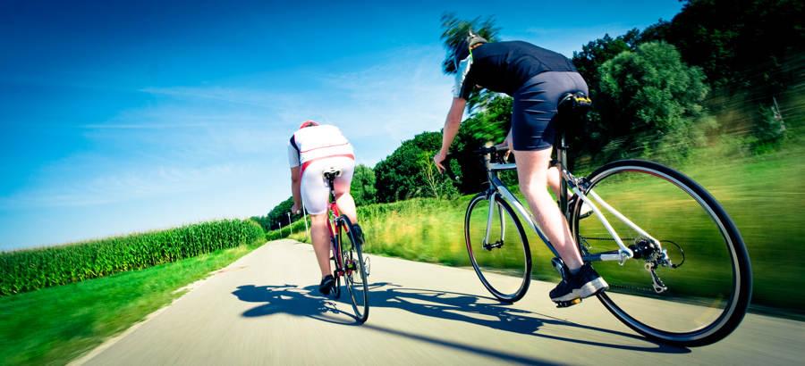 Hvordan trene seg opp med el-sykkel?