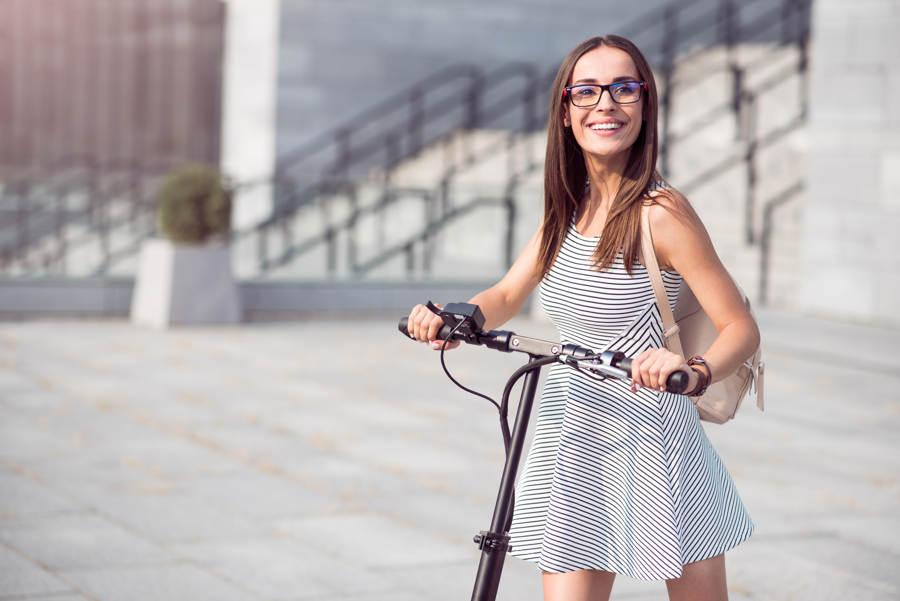 10 grunner til å like el-sykler