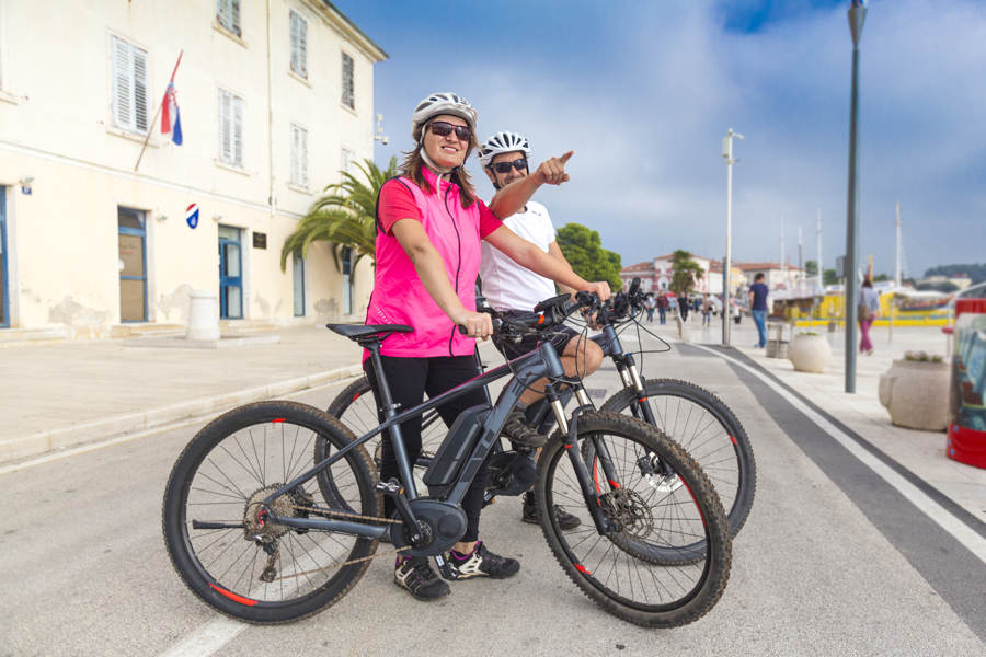 Hvor langt kan man sykle med en el-sykkel?