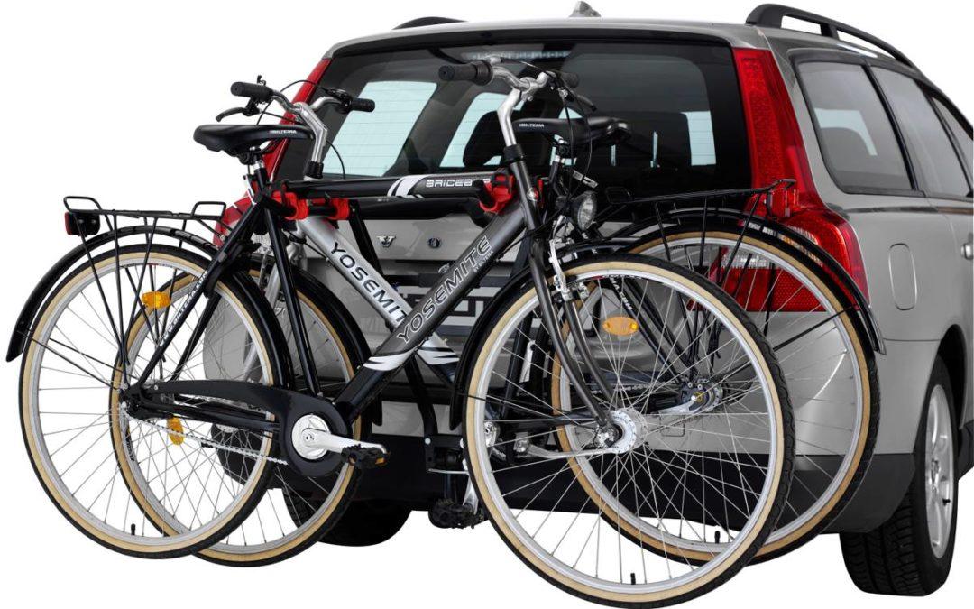 Ta med sykkelen på bilferie