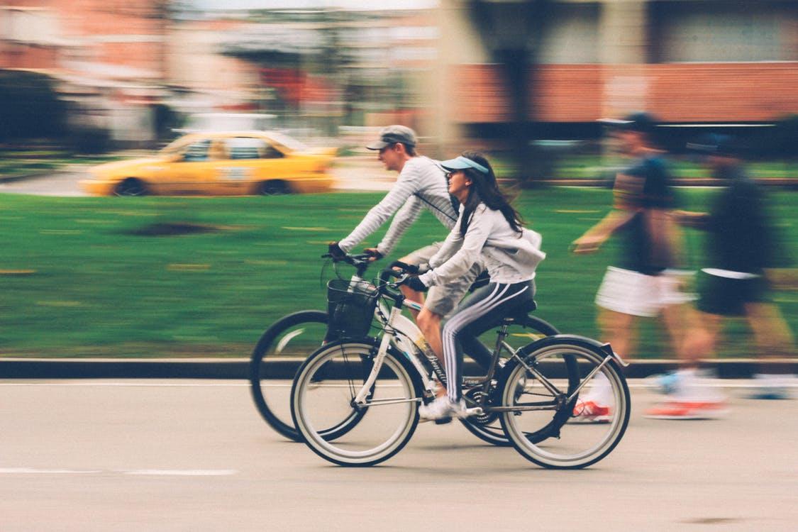 Prester bedre på sykkelen din