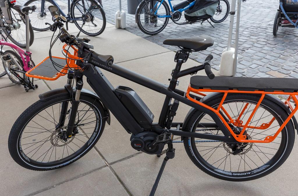 Sikkerhet og el-sykkel må gå hånd i hånd